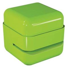 No need for refills nor band aids with this staple free stapler!  Cubed Staple Free Stapler - Grassroots Environmental Products