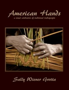 """At the end of today, the """"American Hands Journal"""" will be going up in price to $20. For now, it is still only $15.75.  Features color photos and stories about John Choi (glassblower), Grace Hatton (spinner), Nate Favors (bowlmaker), Ray Oxenford (tinsmith), and two quilting guilds: the Milford Valley and Friends of the Heart Quilting Guilds.""""    36 pages  8 1/2"""" x 11""""  perfect bound"""