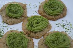 Sherry K-Jazzy Gourmet: Tortilla cookies w Avocado Frosting