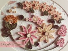 Quilling by Simple Rhyme