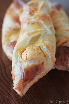 Pumpkin Cream Cheese Danish