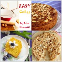 10 Easy Cake Recipes.  One bowl from batter to oven.  Or they start with a cake mix.