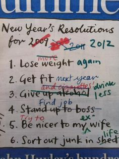 Click the picture for my blog...make 2013 the last time weight loss in on your list!
