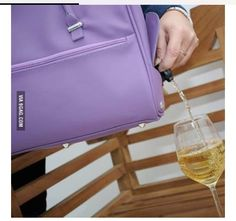 I need this #wine #purse #funny