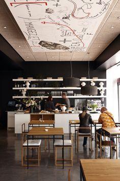 Hemelhuijs in Cape Town, my new favourite breakfast/lunch spot :) Beautiful space!