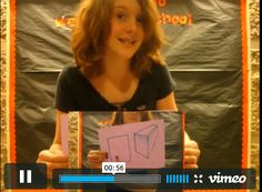 Student Video about 2-Point perspective.