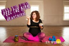 1980's 24 weeks pregnancy maternity concept photoshoot