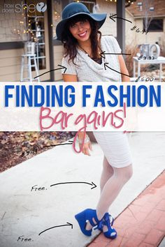 My Husband The Bargain Shopper #howdoesshe #findingbargins #thirftstoretips #fashiononabudget #thriftshoping howdoesshe.com