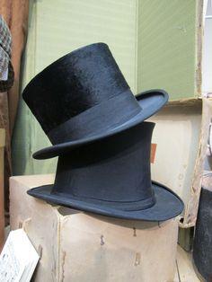 Real men wear Top Hats
