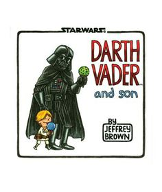 Darth Vader and Son from @Chronicle Books #gifts