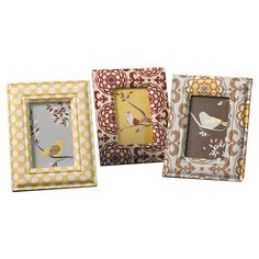 3 Piece Delilah Picture Frame Set from the Lenoir & Campbell event at Joss & Main!