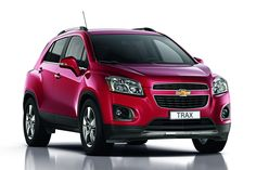 new small SUV from Chevy