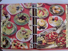 Appetizers from Betty Crocker 1950s Era Cookbook