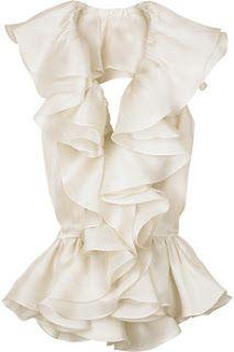 blouses, fashion, cloth, style, ruffl