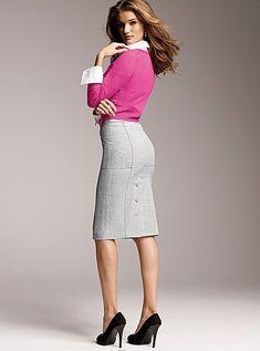 Love pencil skirts
