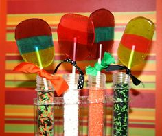Halloween Candy- DIY Lollipops