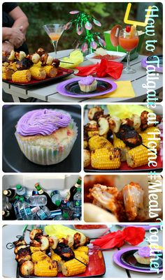 #shop  How to Tailgate at Home #MealsTogether