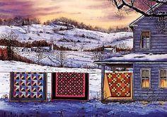 Diane Phalen Art Gallery - Winter Airing