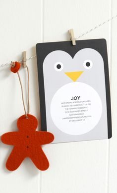 Cute personalized Christmas cards!