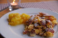 Kaiserschmarrn Tyrol - original recipe from Austria