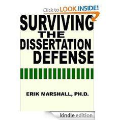 dissertation defense process