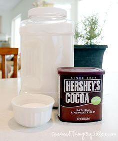 Homemade Nesquik . . . Chocolate Milk Makes A Comeback