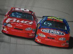 Jeff Gordon & Dale Jr.