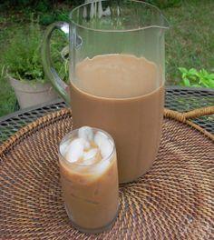 Mississippi Kitchen: Iced Mocha Latte
