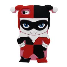 Harley Quinn iphone case. I NEED THIS [Amazon]