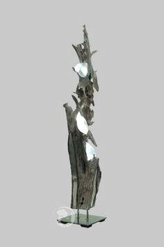 Driftwood LED Floor Lamp