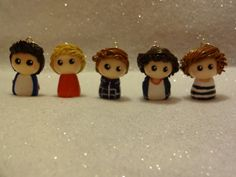 one direction chibi clay
