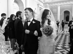 Leith Clark wedding