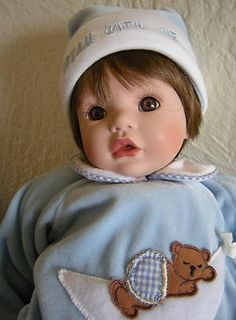 "MY ""DREAM WITH ME"" BOY SUSAN WAKEEN DOLL"