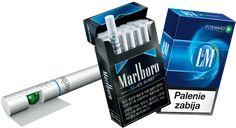 L & Marlboro convertible  filter cigarette