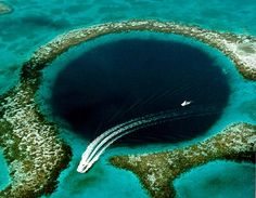 Great Belize Blue Hole