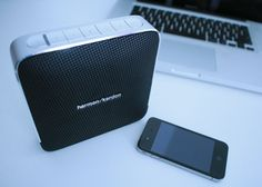 Sound Check - Harmon Kardon Esquire Speaker