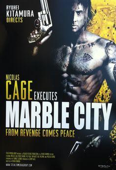 movi poster, marbl citi, cannes film festival, cann film, nicolas cage, favorit movi, posters, nicola cage, gun