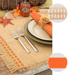 Tutorial Tuesday ~ place settings