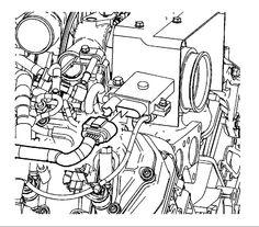 duramax diesel diagrams on pinterest
