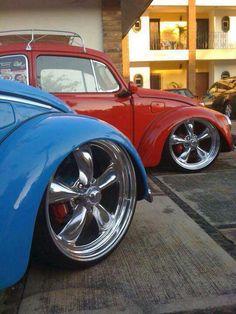 VW Bug - Sweet Rims