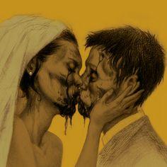 zombie love. . . . .