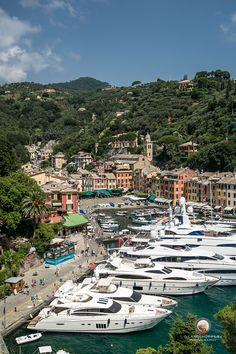 "Portofino, Italy • ""Portofino, Italy"" by Mike Perkins on http://500px.com/photo/11720993"