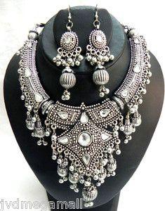 Elaborate Kuchi jewelry