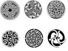 tribales celtas triskele