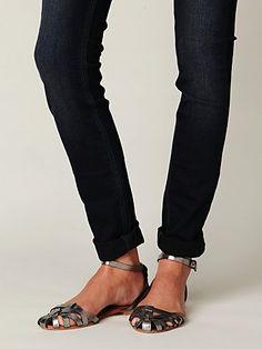 Lex leather sandal  ||  Free People