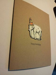 Love this simple, easy to create card. It's so cute! Be sure to check out all the other cards on this blog post that are just as duplicatable.