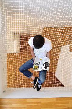 Stair Well Net