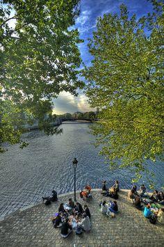 Ile Saint Louis, Paris IV