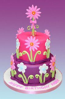 flower cake   # Pin++ for Pinterest #