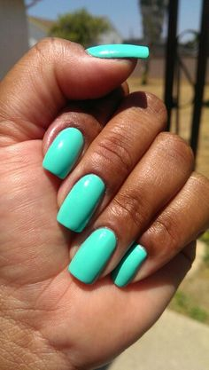 China Glaze Too Yacht to Handle from 2013 Summer Neon Collection yacht